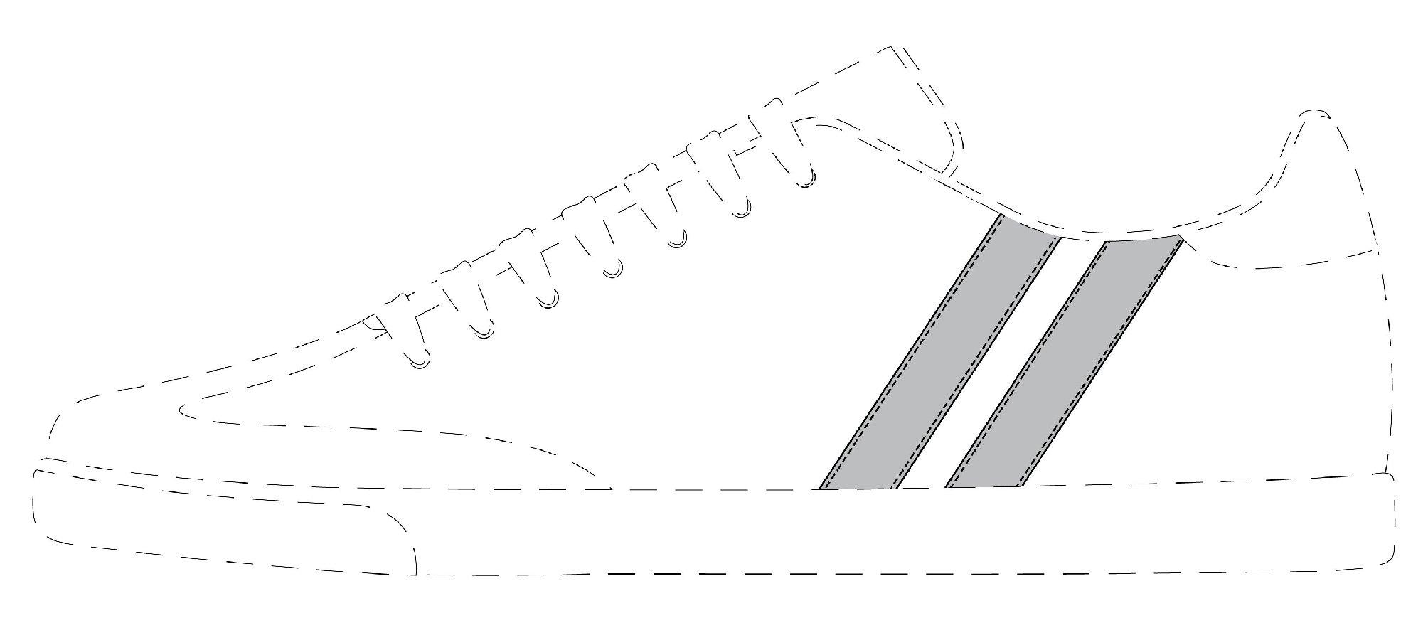 Eugh 2 Parallelstreifen Marke Verletzt Markenrechte Von Adidas Dr